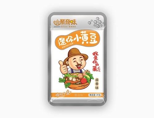 黄豆的营养价值有哪些?