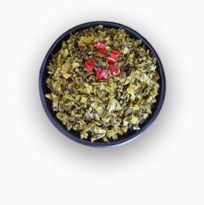 雪菜的食疗作用有哪些?