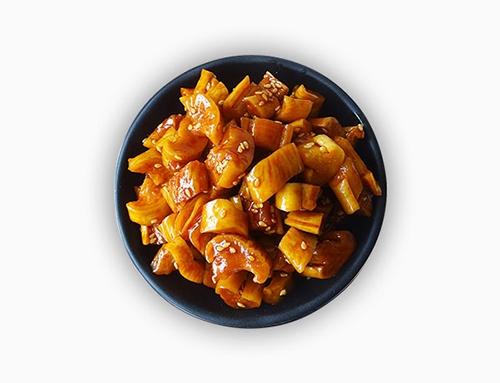 关于酱萝卜的做法