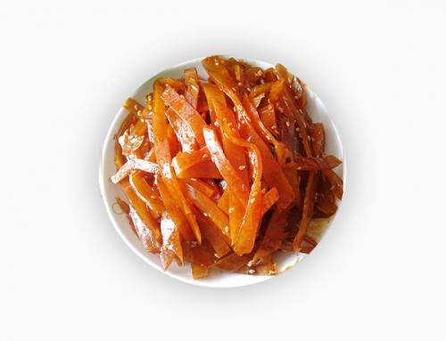 酱腌菜加工工艺步骤