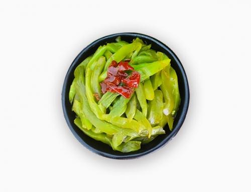 酱莴笋和泡什锦菜的做法分享