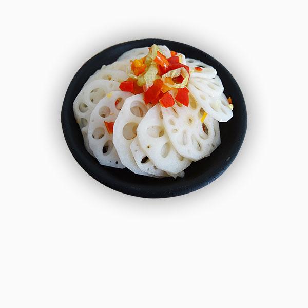 湖南剁椒香藕