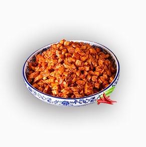 浙江油焖萝卜