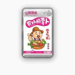 浙江农场脆萝卜