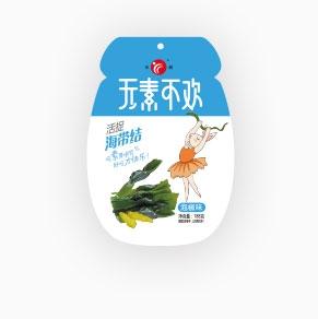 浙江泡椒海带结