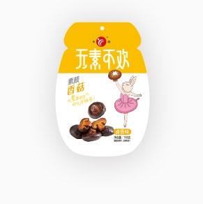 四川卤蘑菇