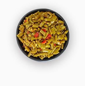 浙江红油豆角